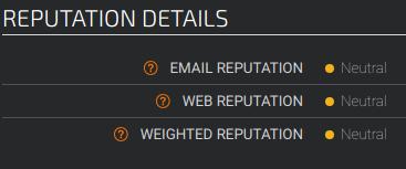 Chequear reputación de IP para envío de emails