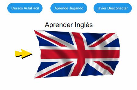 Plugin de jQuery para el aprendizaje de inglés jugando