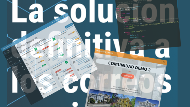 Comunidad.click – Plataforma de envios masivos